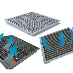 High Airflow Panels