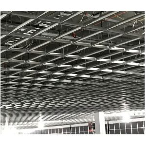 Structural ceiling grid