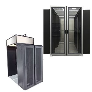 Data Clean Aisle Containment Solutions